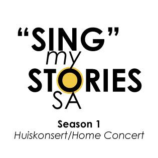 Sing My Stories SA Huiskonsert Home Concert